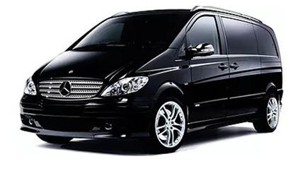 Mercedes Viano, 1-7 пассажиров