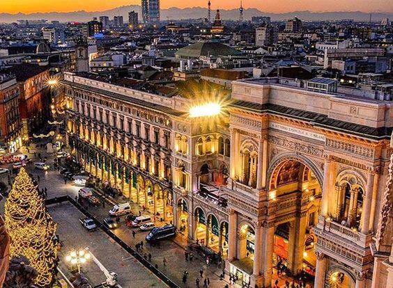 экскурсия в Милане с русским гидом