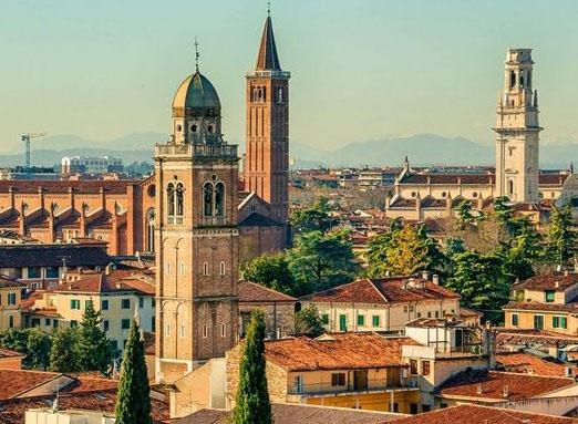 экскурсия в Вероне