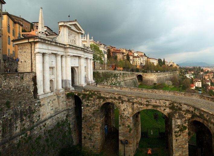 Экскурсия в Бергамо