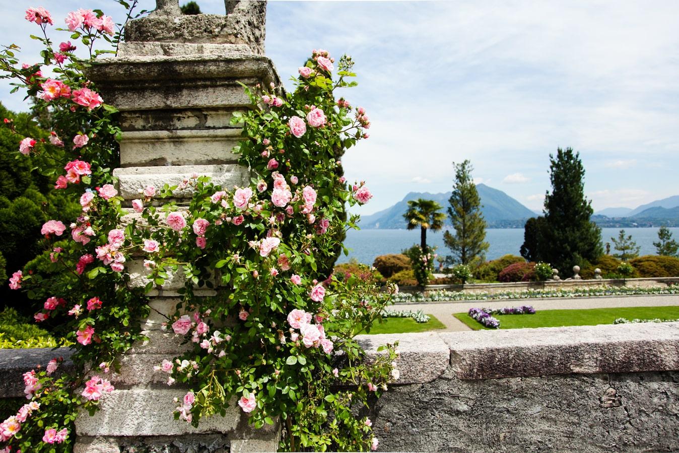 архитектура Италии, экскурсии из Милана, экскурсии в Италии, сады Италии