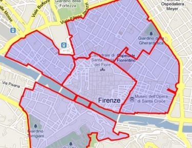 Парковки во Флоренции